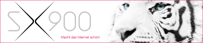 SX900 - Design, Web, Fotografie